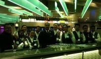Olly Smith's wine bar The Glass House P&O Cruises