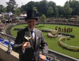 Olly Smith Royal Ascot 2013