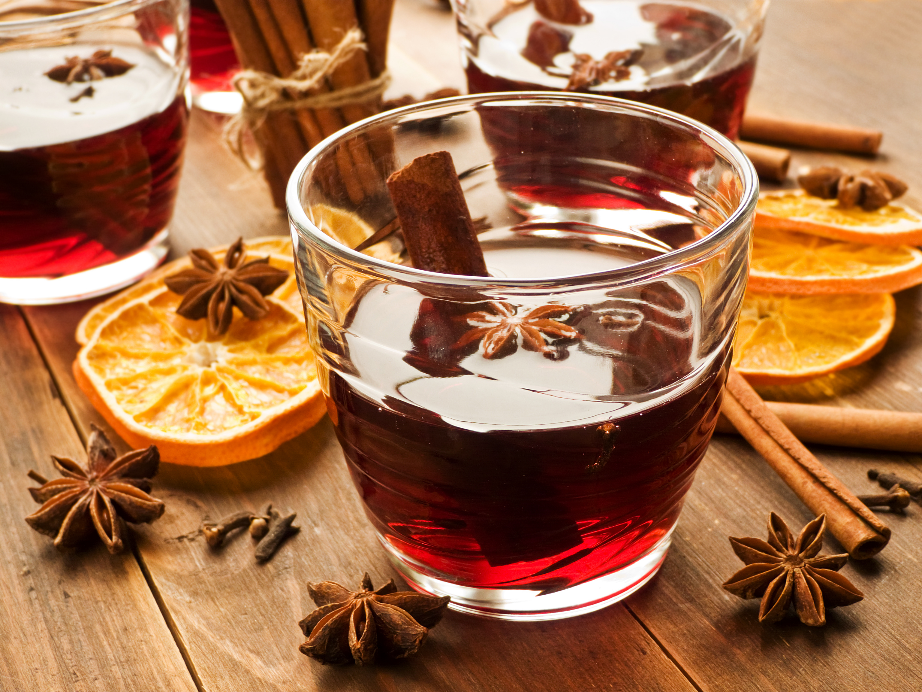 Olly's Mulled Wines - Olly Smith