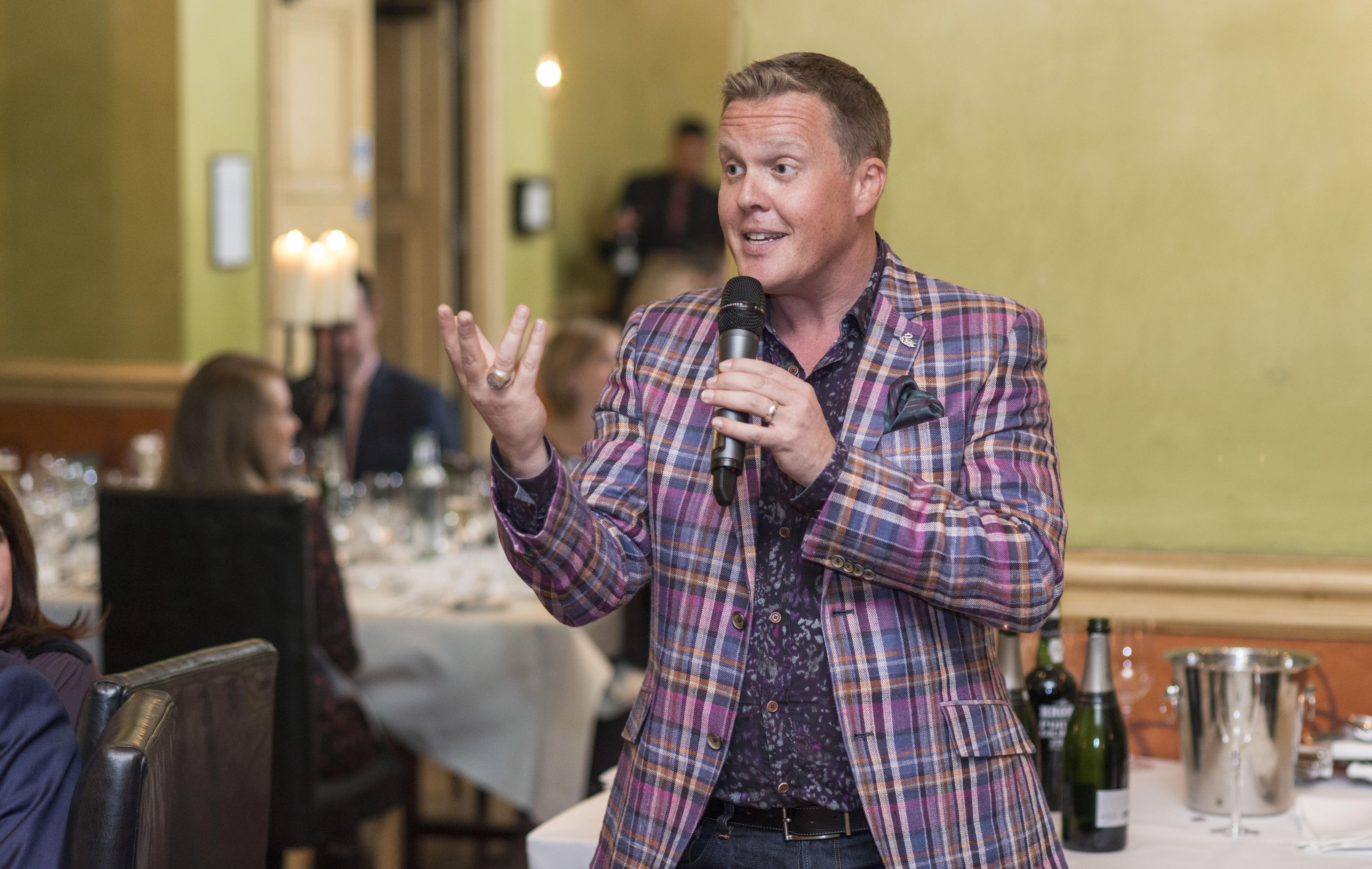 Hotel Du Vin Dinner Olly Smith