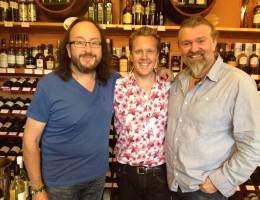 Olly Smith Hairy Bikers