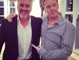 Olly Smith & Paul Hollywood