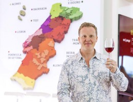 Olly Smith Wines of Portugal
