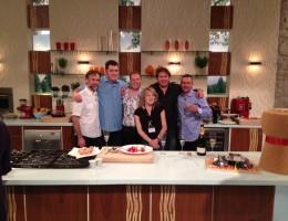 Olly Smith Saturday Kitchen