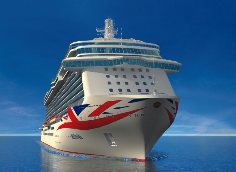 P o cruises launch their new ship britannia olly smith for P o britannia dining rooms