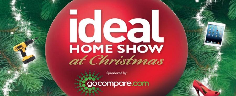 Ideal Home Show Xmas 2015