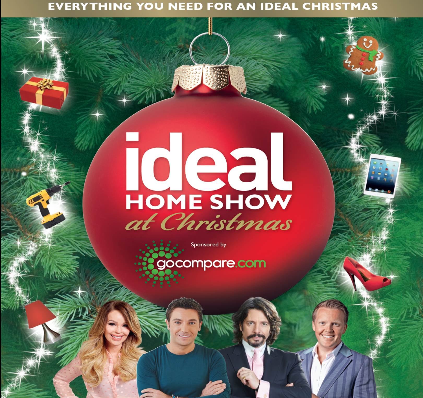 Broward Home Show May 4: Ideal Home Show Christmas