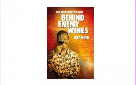 Behind Enemy Wines, signed copy