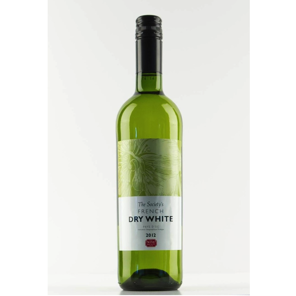 The Society's French Dry White 2013 - Olly Smith