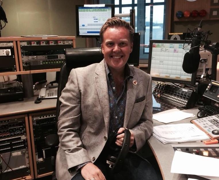 Good Morning Sunday Past Presenters : Radio olly smith