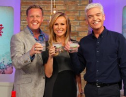 Olly Smith on This Morning