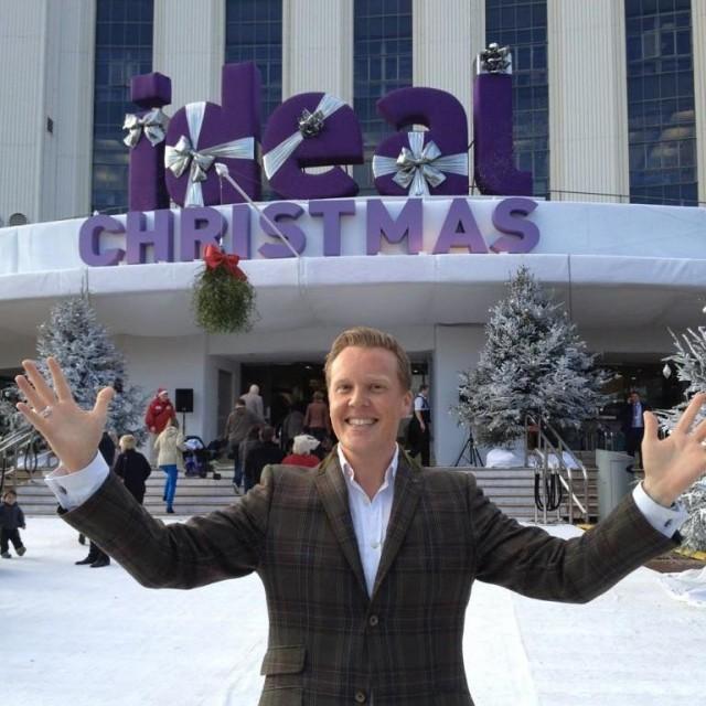 Ideal Home Show At Christmas U2013 Manchesteru2014