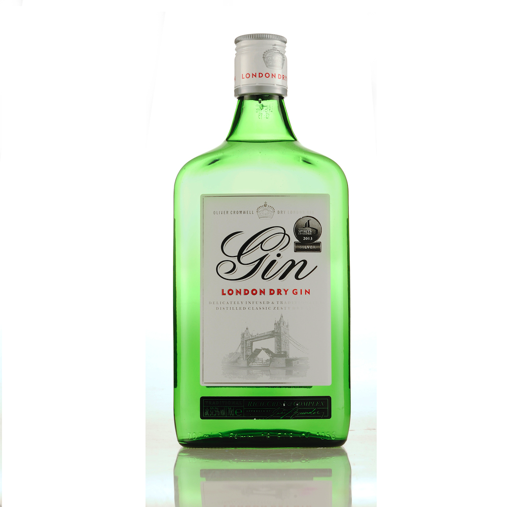 Oliver Cromwell London Dry Gin Olly Smith