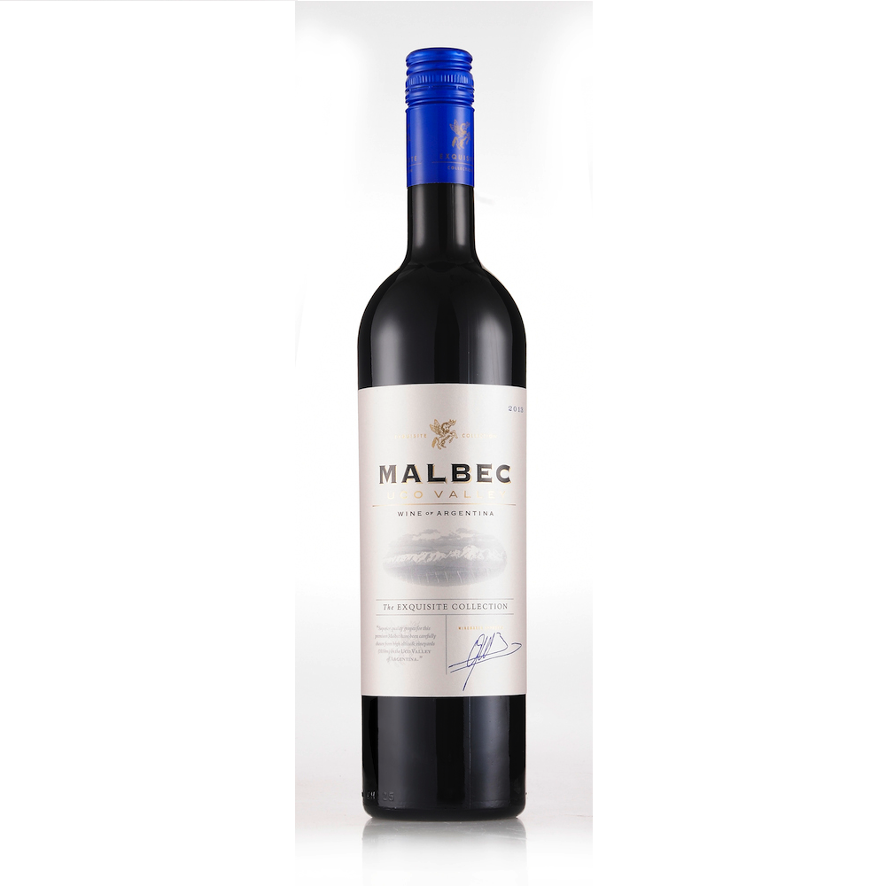 Aldi The Exquisite Collection Malbec 2014 Olly Smith