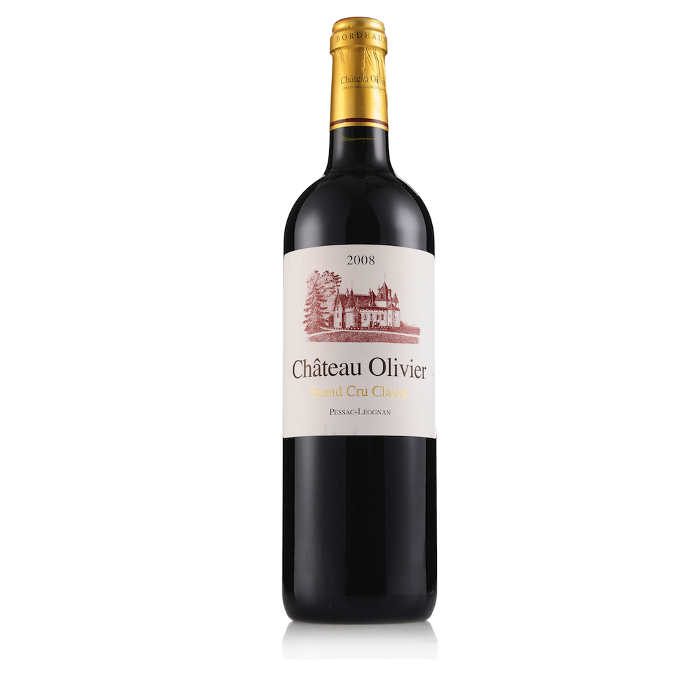 Ch teau olivier 2008 13 olly smith for Chateau olivier