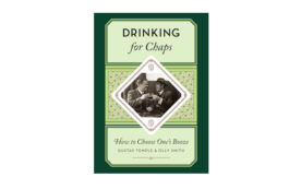 Drinking for Chaps, signed copy