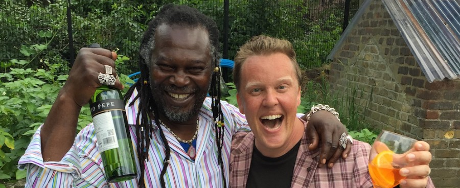 Radio 2 Bank Holiday Barbecue with Olly Smith and Levi Roots