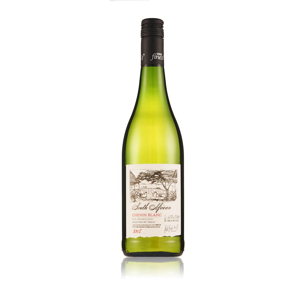 Tesco finest swartland chenin blanc 2015 olly smith for Chenin blanc