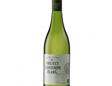 Aldi The Project Sauvignon Blanc 2016