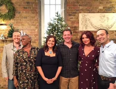 BBC1 Christmas Kitchen