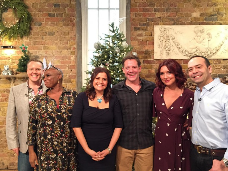 BBC1 Christmas Kitchen