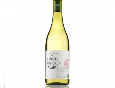 The Project Sauvignon Blanc 2016