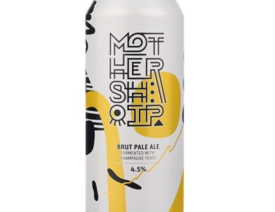 Mothership Brut Pale Ale