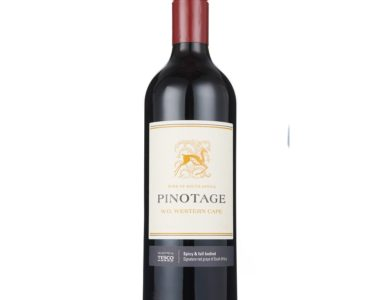 Western Cape, South African Pinotage 2019, Tesco